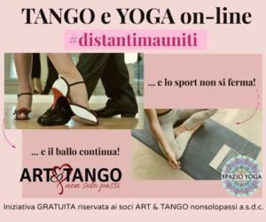 Corso di tango online