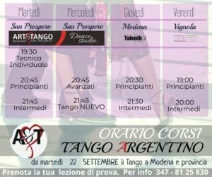Tango a Modena