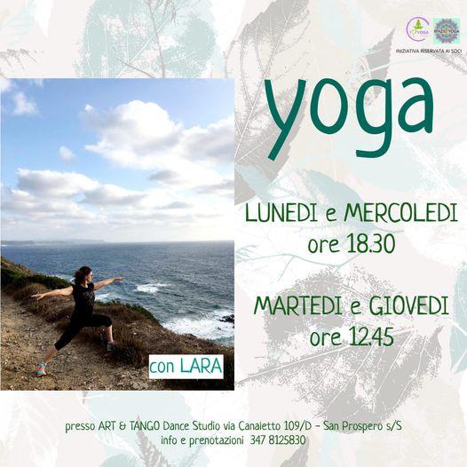 yoga con lara