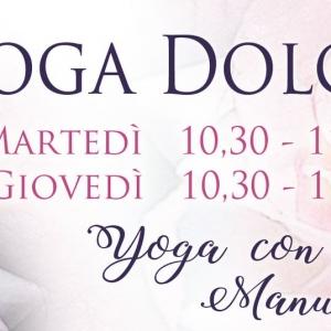 yoga dolce mattino con manu